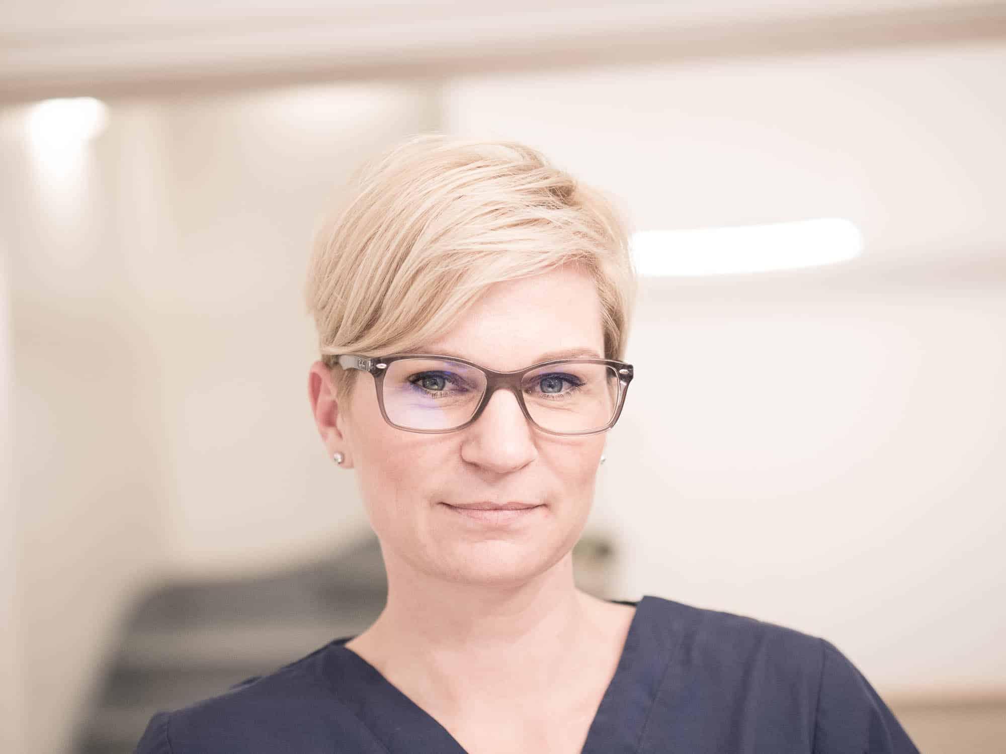 Zahnmedizinische Fachangestellte Diana